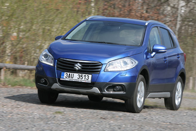 Suzuki S-Cross 1.6 DDiS 4x4 Elegance - Phil Collins 4x4