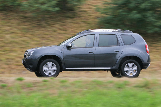 Dacia Duster 1.2 TCe Exception