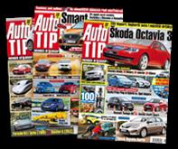 Titulní strany AutoTipu