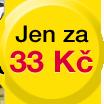 jen za 33 Kč