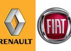 Renault chce opět jednat o fúzi s Nissanem. A má zájem o Fiat