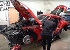 Chlapíci odstrojili novou Toyotu Supra. Kolik našli dílů BMW?