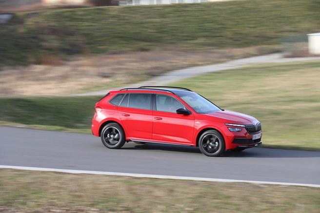 Škoda Kamiq 1.5 TSI DSG Monte Carlo: Proč se držet zkrátka?
