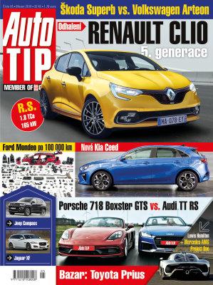 Auto Tip 05/2018