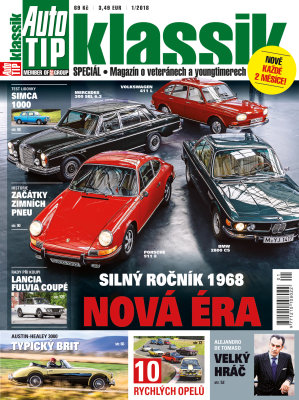Auto Tip Klassik 01/2018